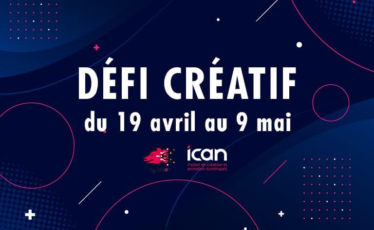 Défi Créatif ICAN