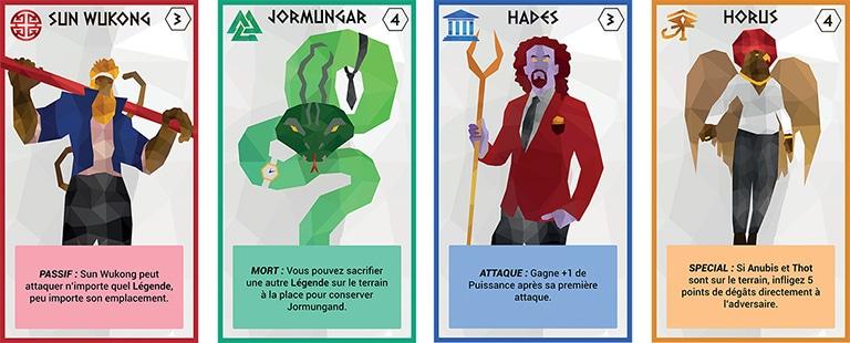 Visuel actualité - jeu de carte 1 God Corporation